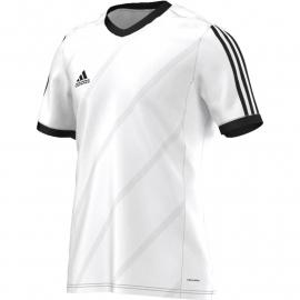Adidas shirt Tabe 14 wit met zwart