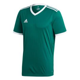 Groen Adidas shirt junior met korte mouwen