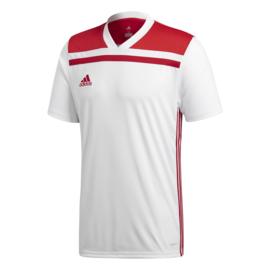 Adidas Regista 18 wit shirt met korte mouwen