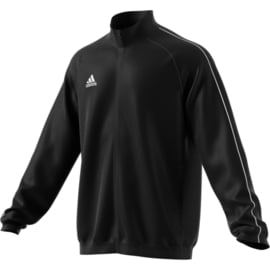 Adidas Core 18 trainingsjas zwart