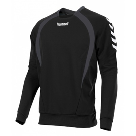 Hummel Teamlijn sweater zwart junior