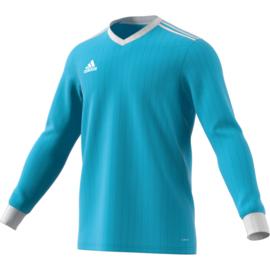 Lichtblauw Adidas shirt met lange mouwen Tabela