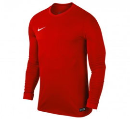 Rood Nike keepersshirt junior