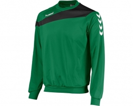 Hummel Elite sweater groen junior