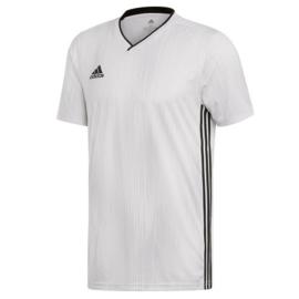 Adidas Tiro 19 wit shirt korte mouw