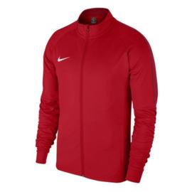 Rood Nike trainingsjas Academy