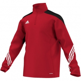 Adidas Sereno trainingstop rood