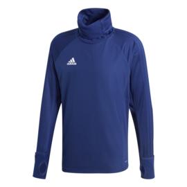 Blauwe Adidas sweater Condivo 18