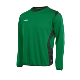 Groene trui sweater Hummel Paris