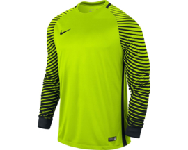 Geel Keepersshirt Nike