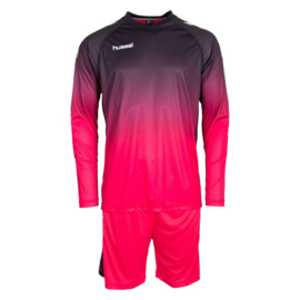 Hummel Unity keeperstenue rood junior