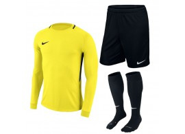 Geel Nike keeperstenue junior