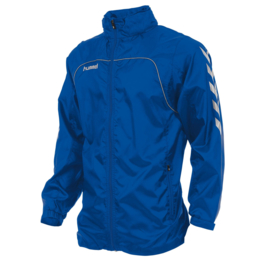 Windjack blauw on SALE
