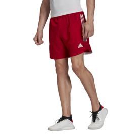 Adidas Condivo 20 rode short korte broek
