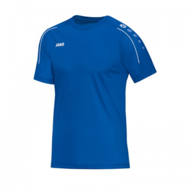 Lichtblauw Jako shirt met korte mouwen