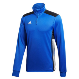 Blauwe Adidas Regista 18 trainingstop