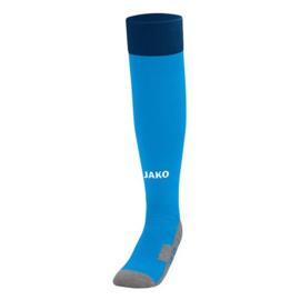 Blauwe JAKO voetbalsokken voor keepers