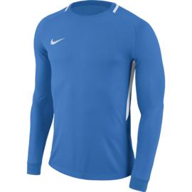 Blauw Nike keepersshirt
