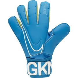 Nike Premier blauwe keepershandschoenen