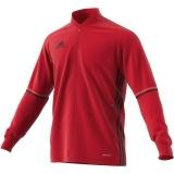 Rood Adidas Condivo 16 trainingsjas