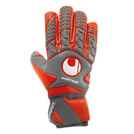 Uhlsport handschoenen supersoft oranje