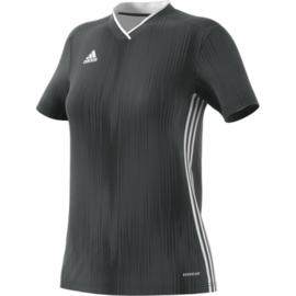 Adidas Tiro 19 grijs damesshirt