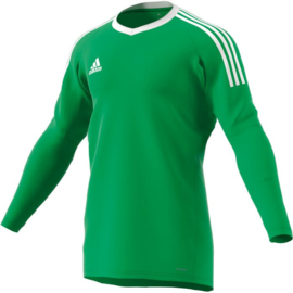 Adidas Revigo 2017 - 2018 keepersshirt kind groen aanbieding