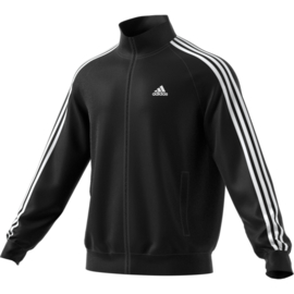 Zwarte essential Adidas trainingsjas