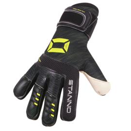 Zwarte VOLARE PRO keepershandschoenen van Stanno
