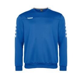 Lichtblauwe Hummel Valencia sweater
