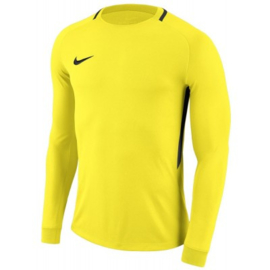 Geel Nike keepersshirt