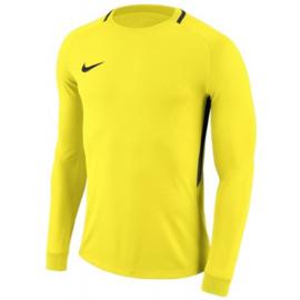 Geel Nike keepersshirt