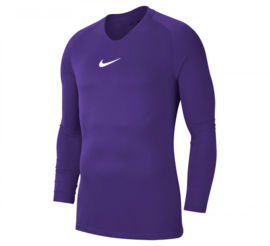 Nike thermoshirt paars