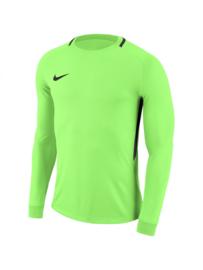 Groen Nike keepersshirt