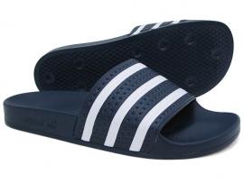 Adilette slippers blauw