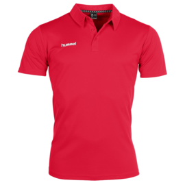 Rode Hummel polo Corporate