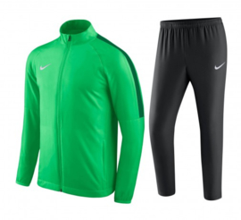 Groen Nike trainingspak