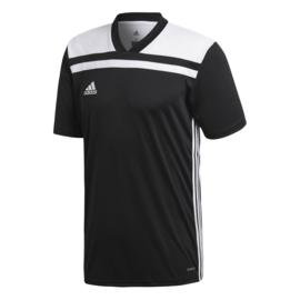 Adidas Regista 18 zwart shirt met korte mouwen