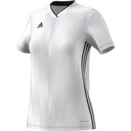 Adidas Tiro 19 wit damesshirt