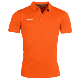Oranje Hummel polo Corporate