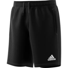 Zwarte korte broek Adidas Tiro 17