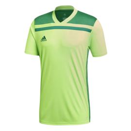 Adidas Regista 18 groen shirt met korte mouwen