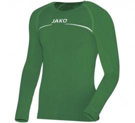 Groen thermoshirt Jako