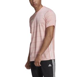 Adidas Campeón 21 roze shirt