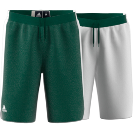 Basketbalbroek groen en wit junior