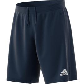 Blauwe korte broek Adidas Tiro 17