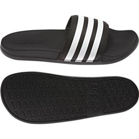 Zwarte Adilette Adidas badslippers