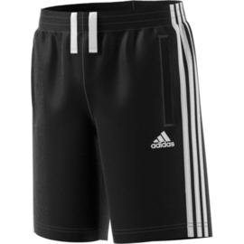 Zwarte gymbroek Adidas