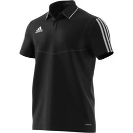 Adidas Tiro 19 zwarte polo