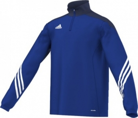 Adidas Sereno 14 trainingstop blauw